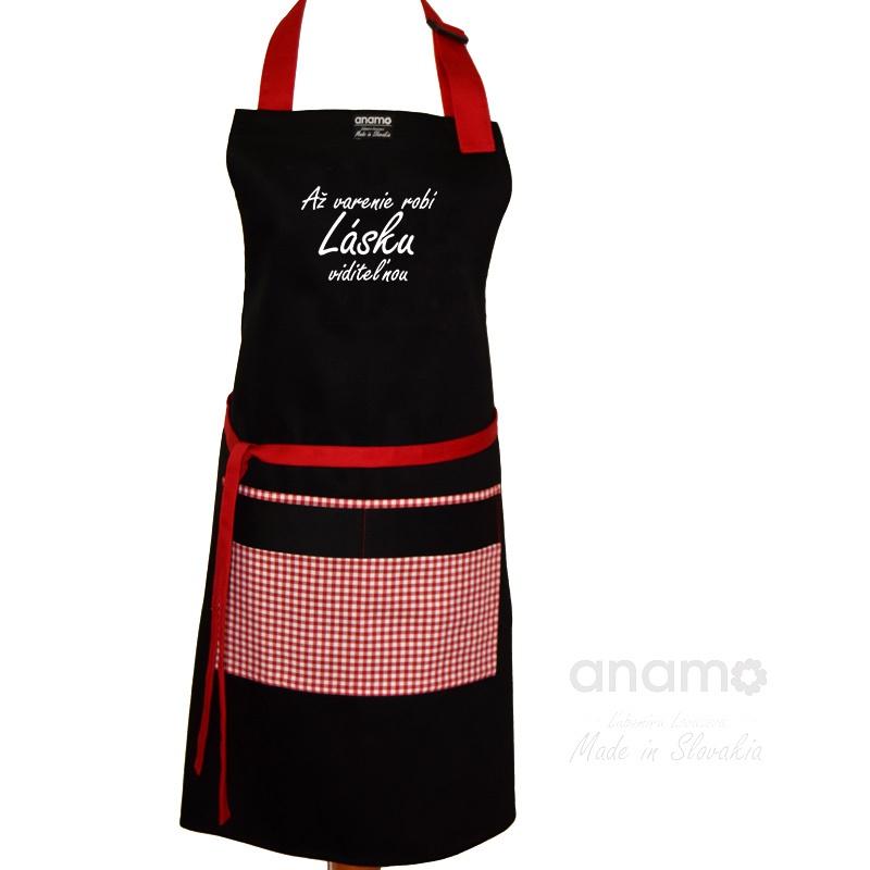 Až varenie robí lásku viditeľnou