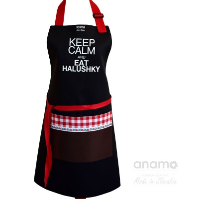 Keep calm and eat halushky